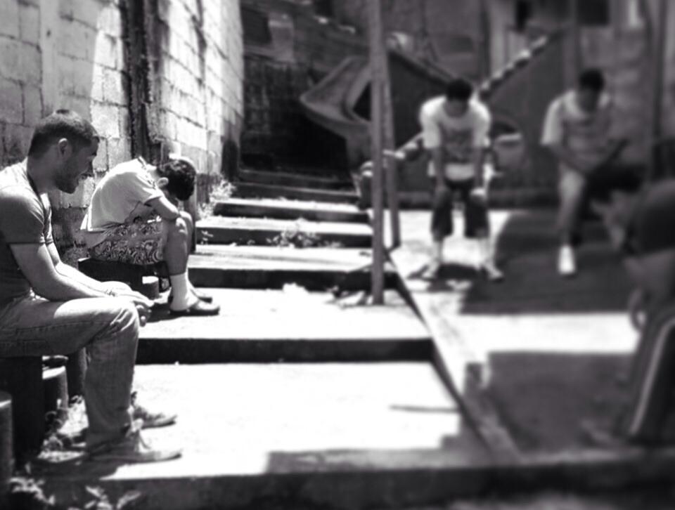 Praying on the Streets | Lemonade International