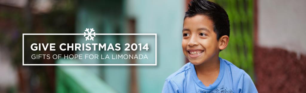 Give Christmas 2014   Lemonade International