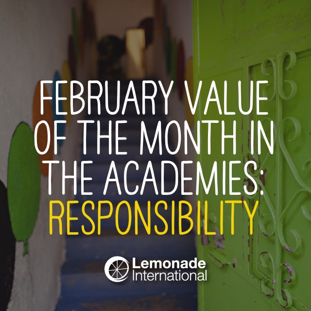Value of the Month