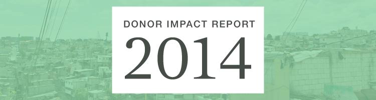 Donor Impact Report   Lemonade International