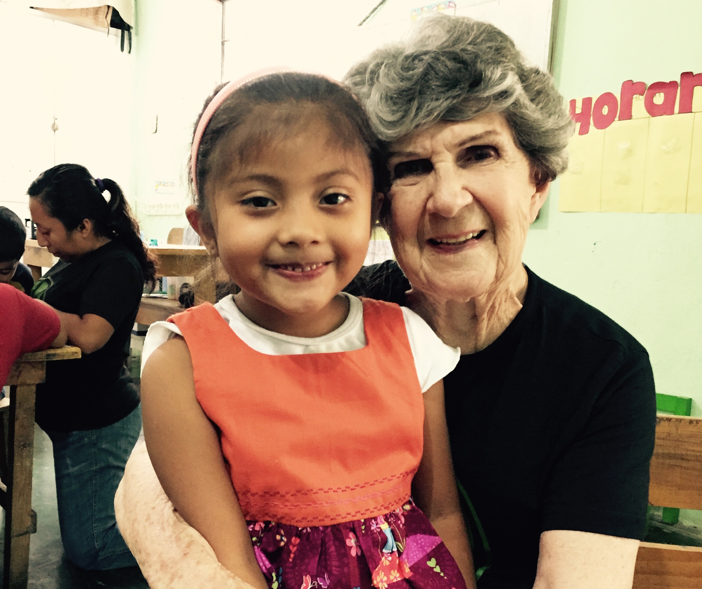 Meeting My Sponsored Child | Lemonade International