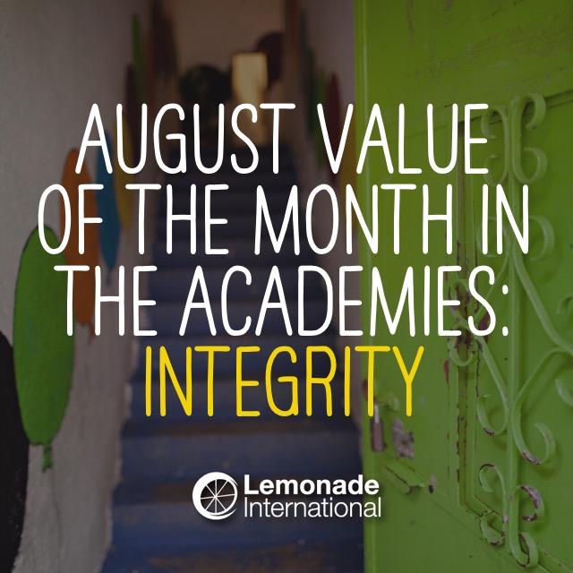 Value of the Month   Lemonade International