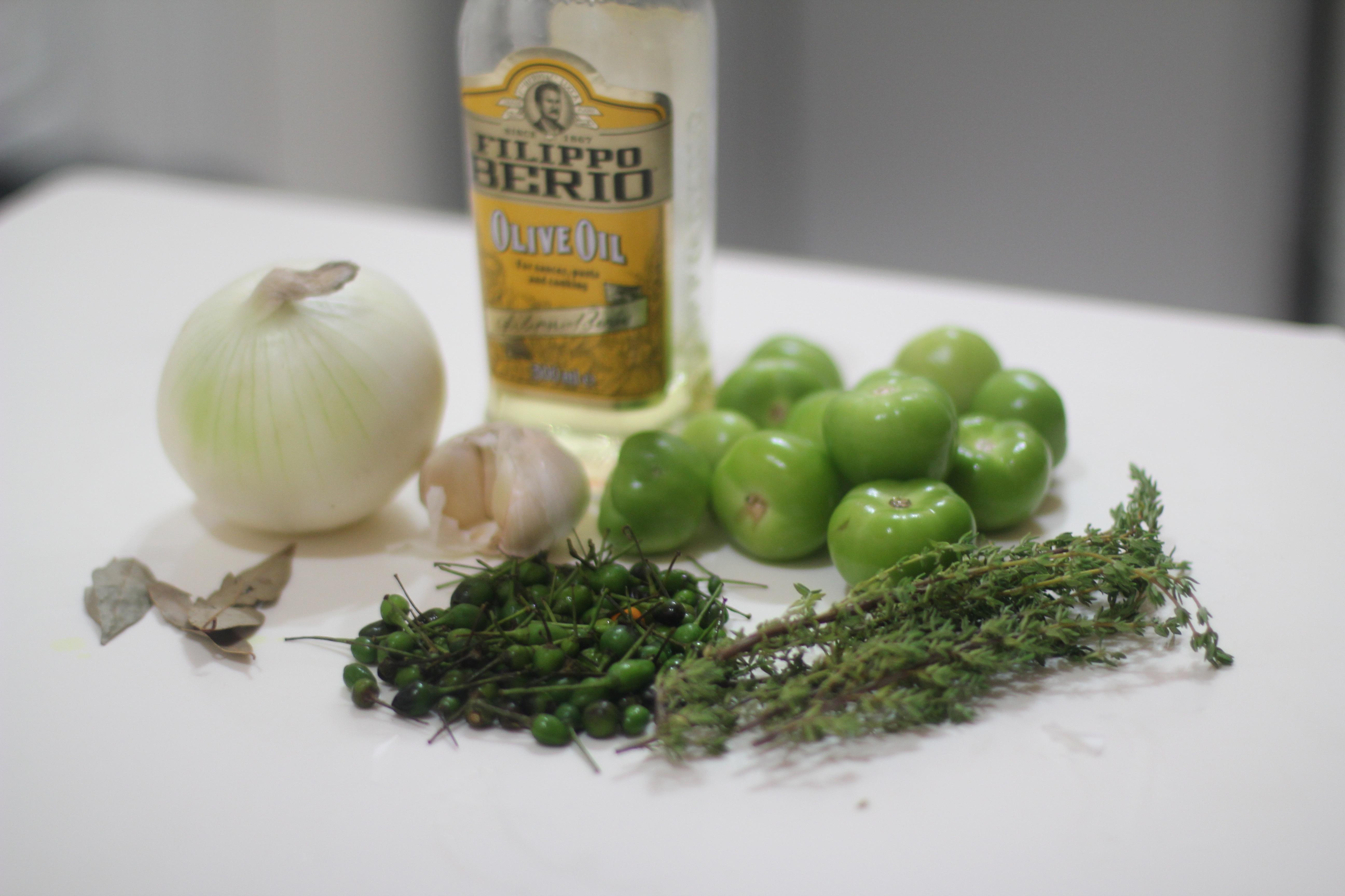 Salsa Verde   Lemonade International