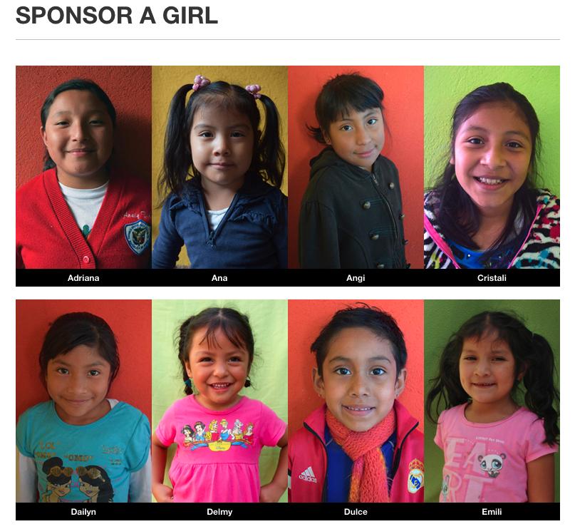 Sponsor a Child   Lemonade International
