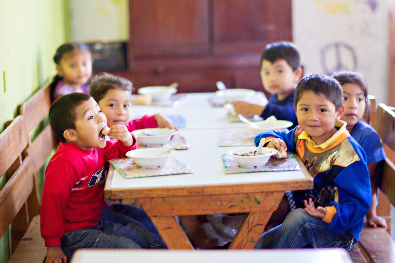 Meals in the Academies | Lemonade International