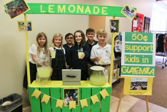 Lemonade Stand Project