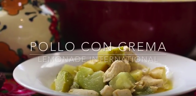 Pollo Con Crema | Lemonade International