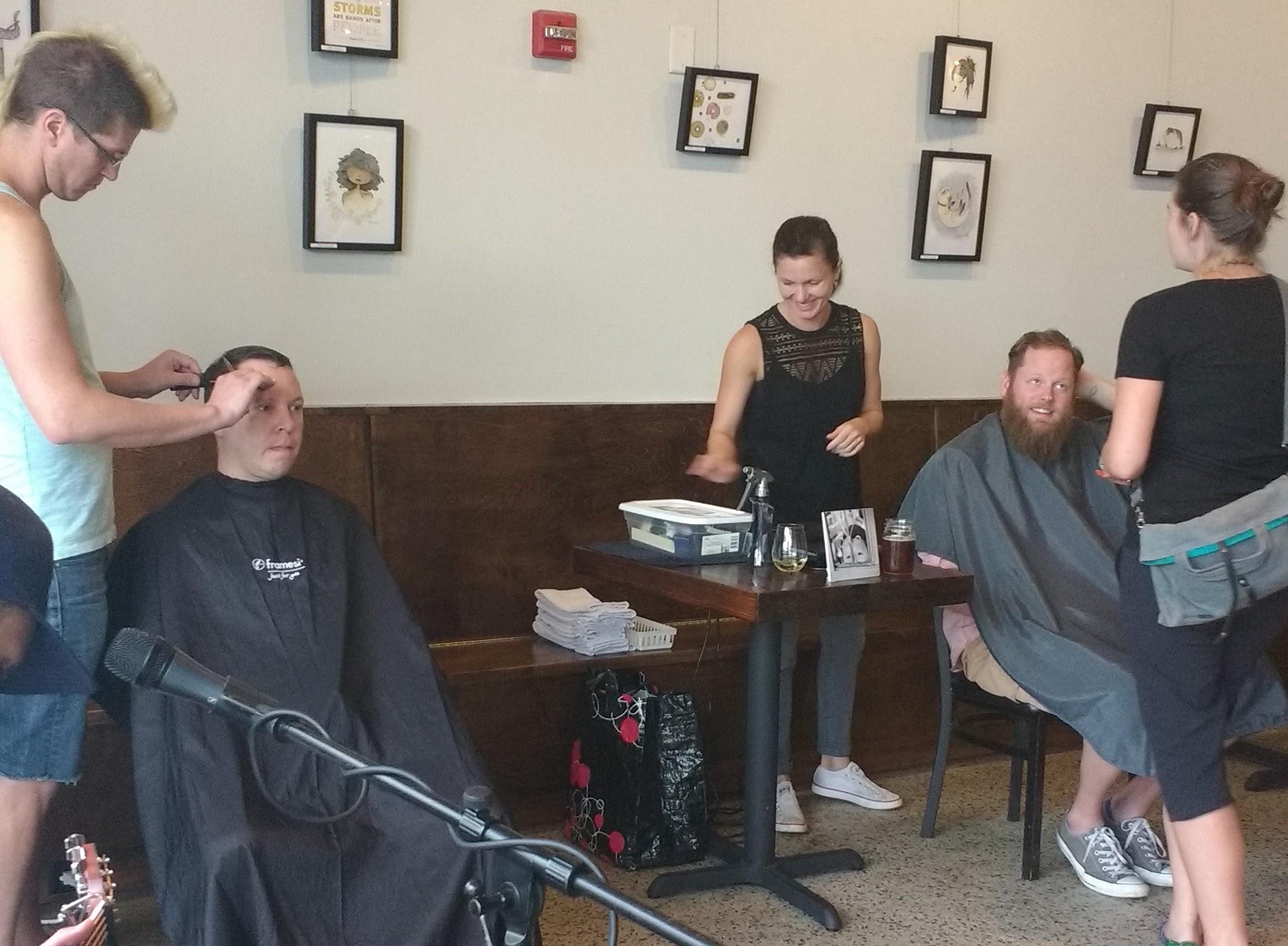 Haircuts for Limonada
