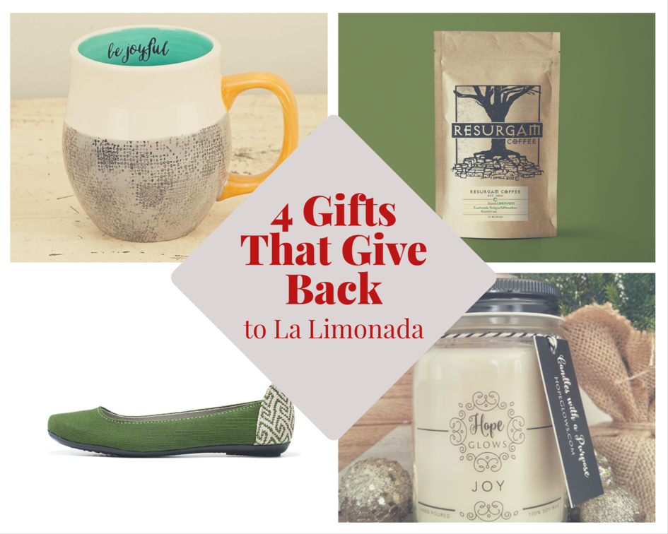 4 Gifts That Give Back to La Limonada