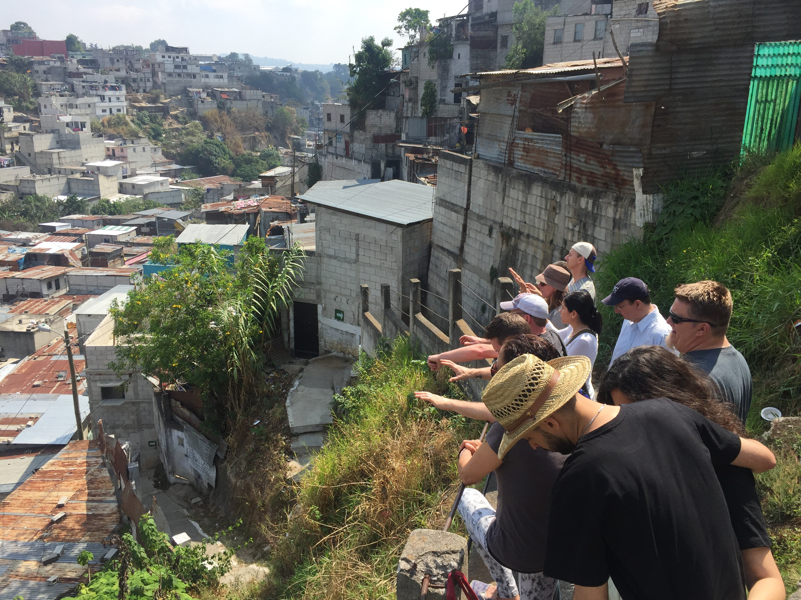 Service Learning Trips to La Limonada